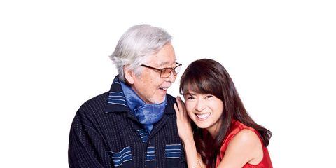 山田洋次さんと後藤久美子さん