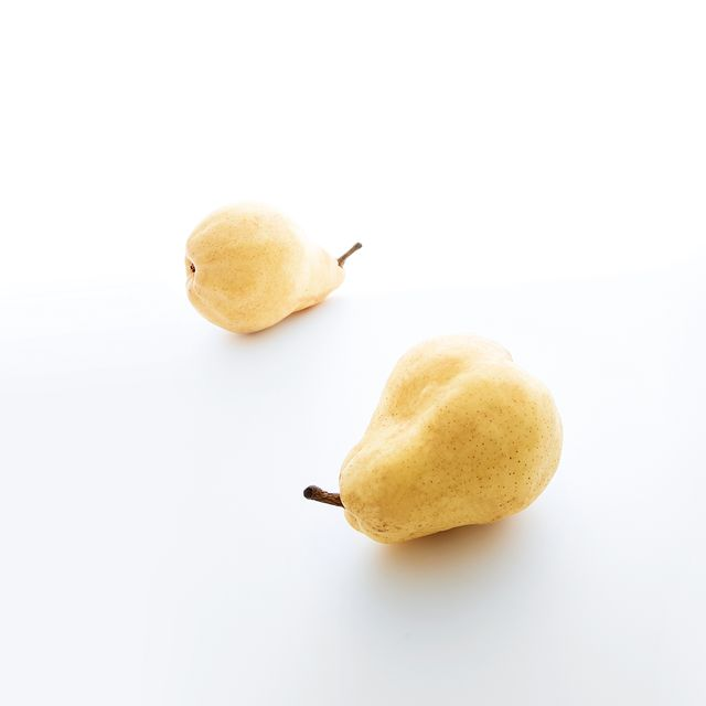 Pear, Nose, Yellow, Food, Plant, Fruit, Beige, pear, Produce,