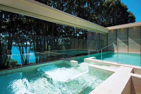 Fluid, Swimming pool, Property, Aqua, Real estate, Teal, Turquoise, Resort, Azure, Shade,