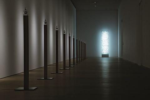 京都市京セラ美術館 「杉本博司 瑠璃の浄土」展示風景