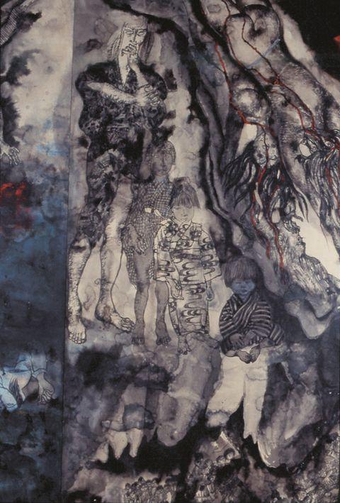 丸木位里・俊 「沖縄戦の図」1984年