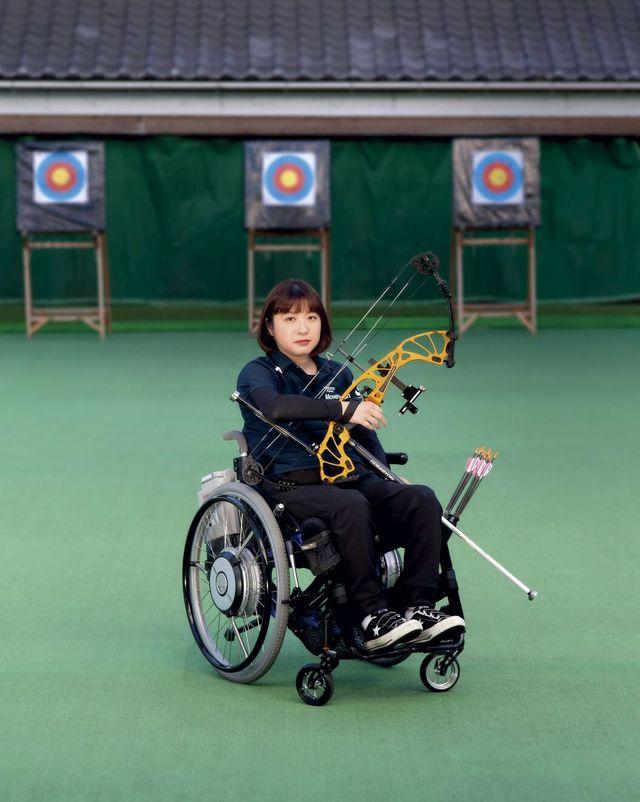 岡崎愛子選手