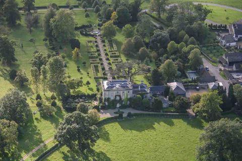 私の庭 英国王室の庭 癒しの庭 英国人 イギリス王位継承者第1位 チャールズ皇太子 造園家 英国式庭園 地球環境問題 社会貢献 世界の平和 イングリッシュガーデン ハイグローヴ ハイグローブ