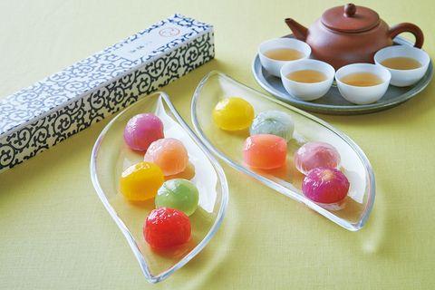 和菓子の日、和菓子、お取り寄せ、スイーツ、博多葛虎
