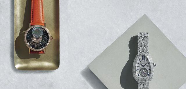 機械式時計 ブレゲ ブルガリ