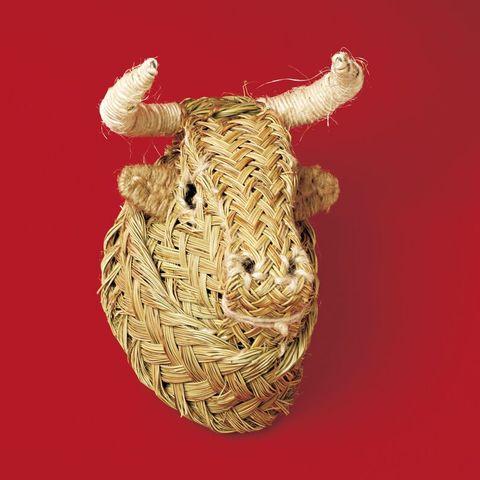 スペインのエスパルト編み