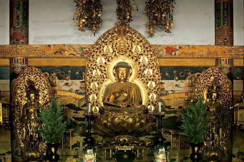 京都 仁和寺 「金堂」