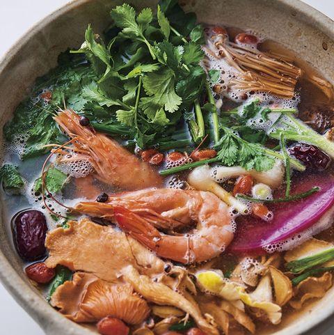 ベトナム薬膳鍋セット kitchen キッチン 東京・西麻布