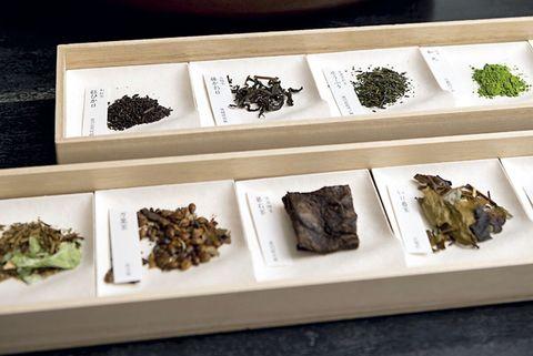 「higashiya ginza 」茶間食