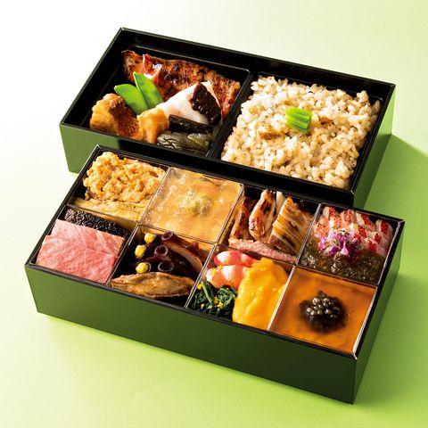 神楽坂 石かわ×虎白コラボレーション「季節の二段重折詰料理」