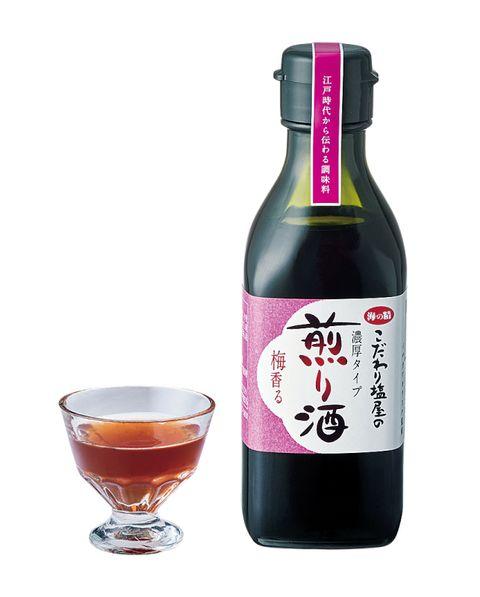 海の精の「煎り酒」