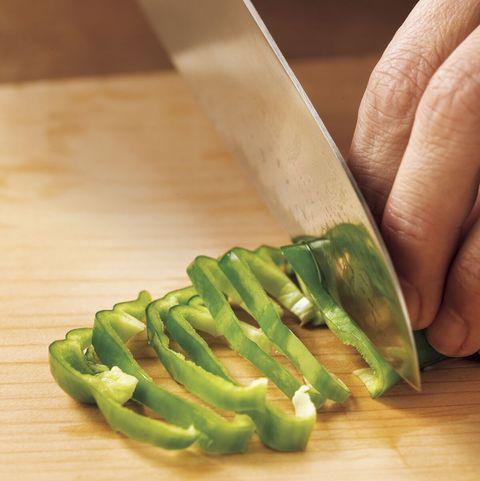 カノウユミコさんが教える野菜の切り方