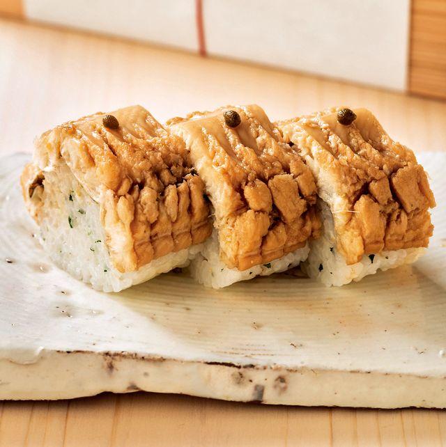八雲うえず お土産の「穴子の棒寿司」
