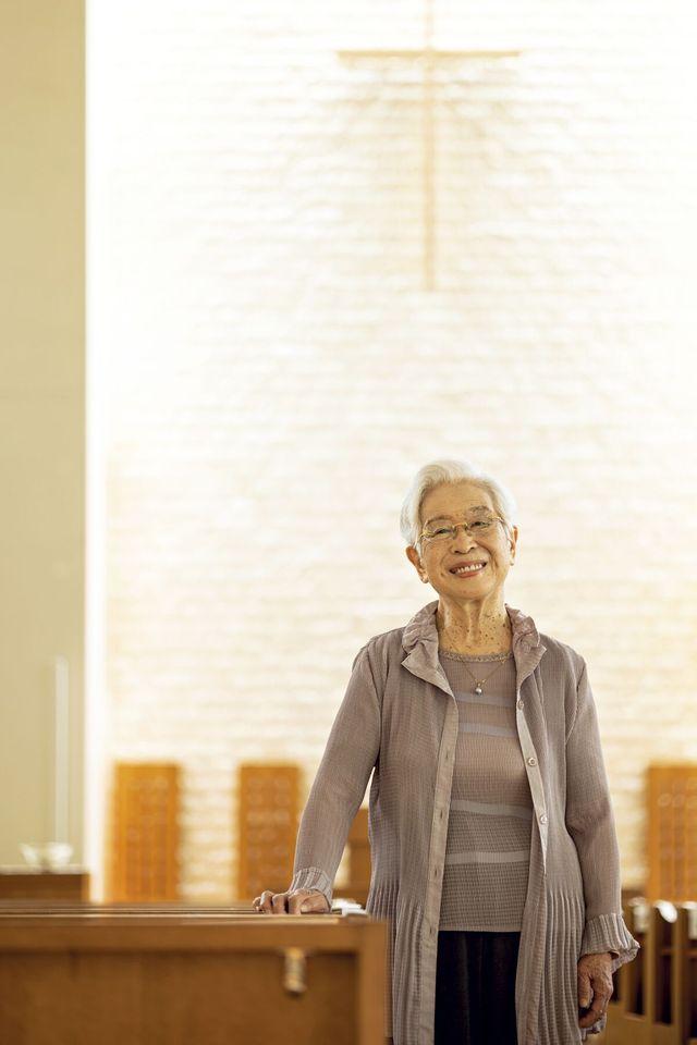 上遠恵子「91歳のセンスオブ・ワンダー」特集