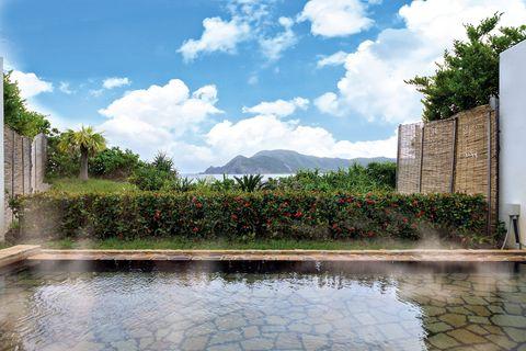 奄美大島唯一の天然温泉