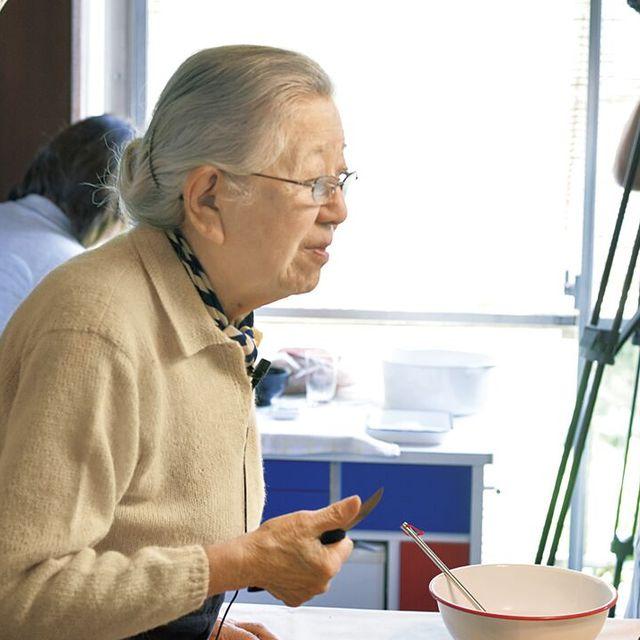 辰巳芳子さん 婦人画報「スープ教室のこころ」