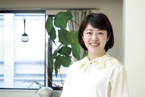 料理家・小平泰子さん
