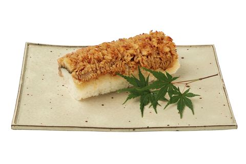 「いづ重」の鱧姿寿司