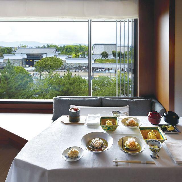 hotel the mitsui kyoto 「ニジョウルーム」