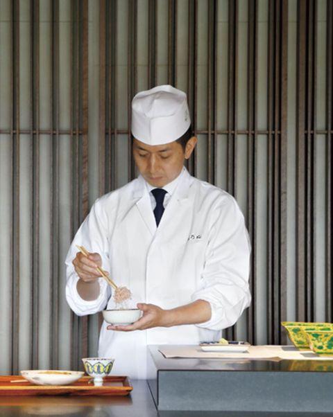「木乃婦」の主人、髙橋拓児さん