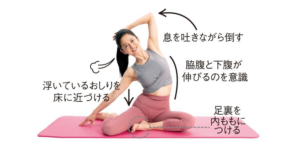 簡単おしり筋トレーニングで冷えを撃退。骨盤矯正パーソナルトレーナーNaokoさんが登場!