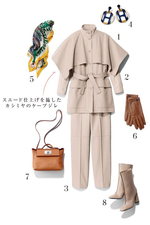 最旬スタイル hermès