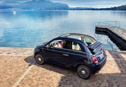 La Fiat 500 Personalizzata Riva In Edizione Limitata