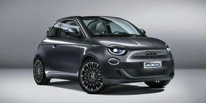 Nuevo Fiat 500e