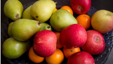Food, Local food, Whole food, Natural foods, Vegan nutrition, Fruit, Produce, Colorfulness, Mango, Accessory fruit,
