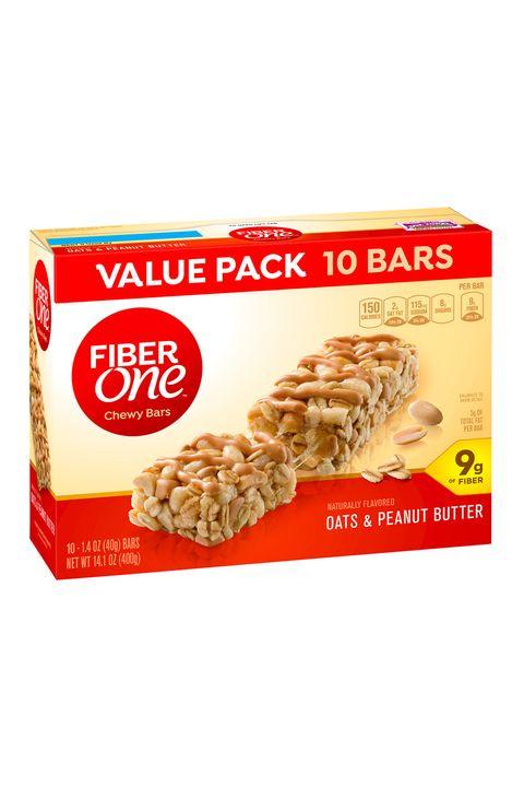 high fiber snacks fiber one bars