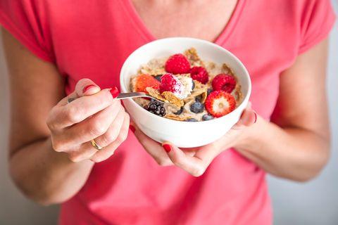 fibre foods reduce stress