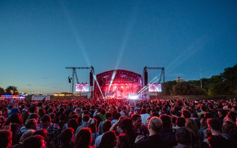 Music, London, festivals