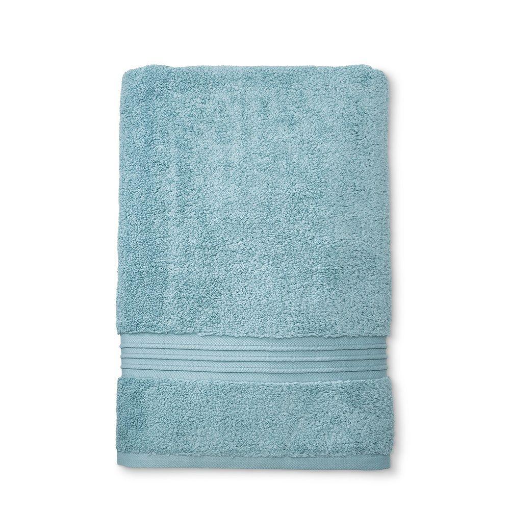 Fieldcrest Luxury Spa Solid Bath Towels