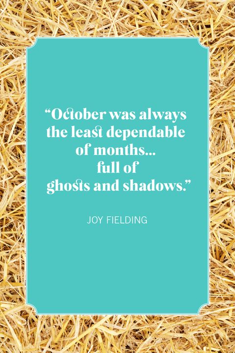 halloween quotes fielding