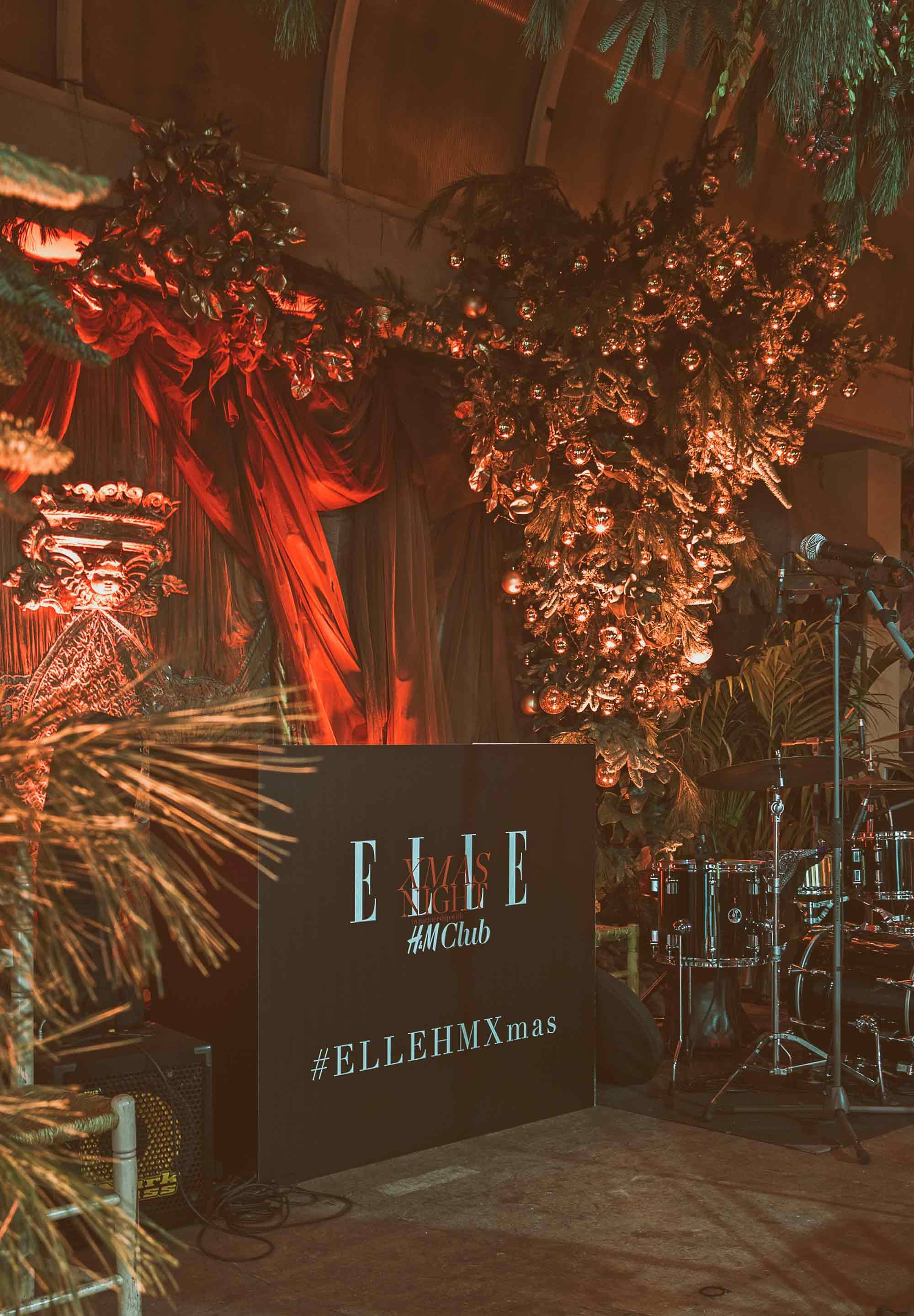 Fiesta ELLE Christmas Night