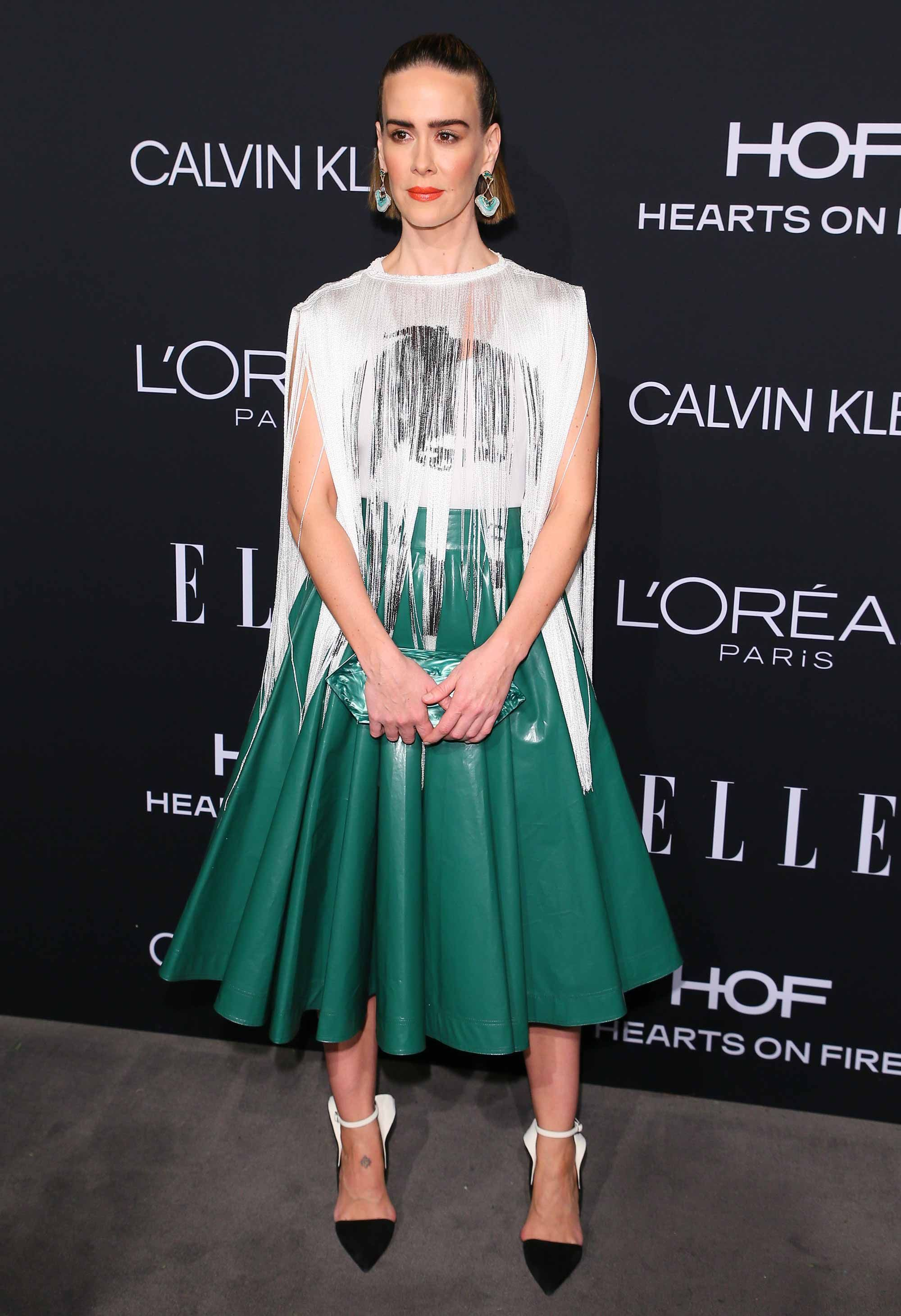 Gala ELLE's 25th Annual Women In Hollywood