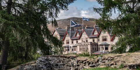 The Fife Arms -Braemar, Scotland