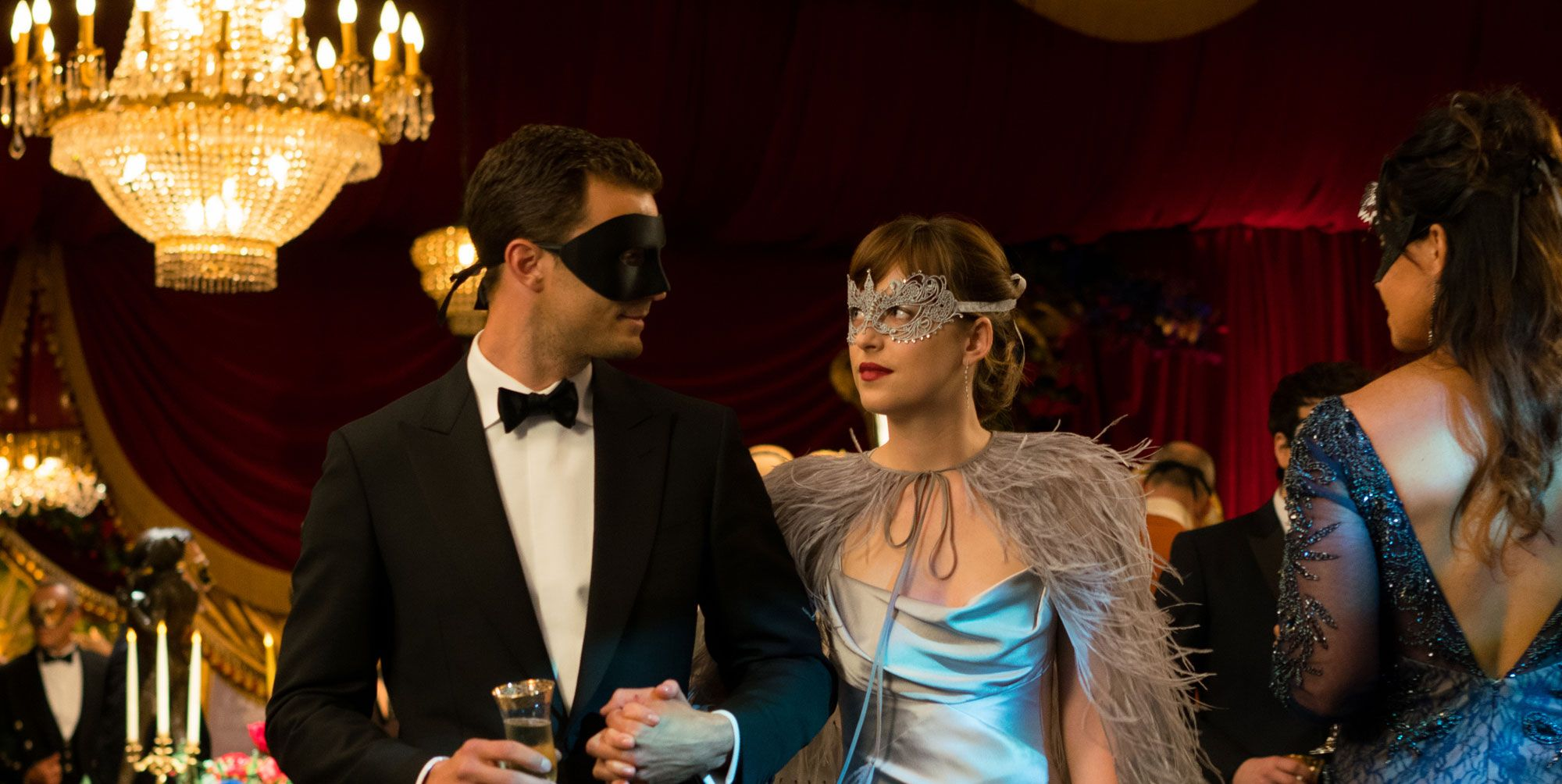 Fifty Shades Movie Review