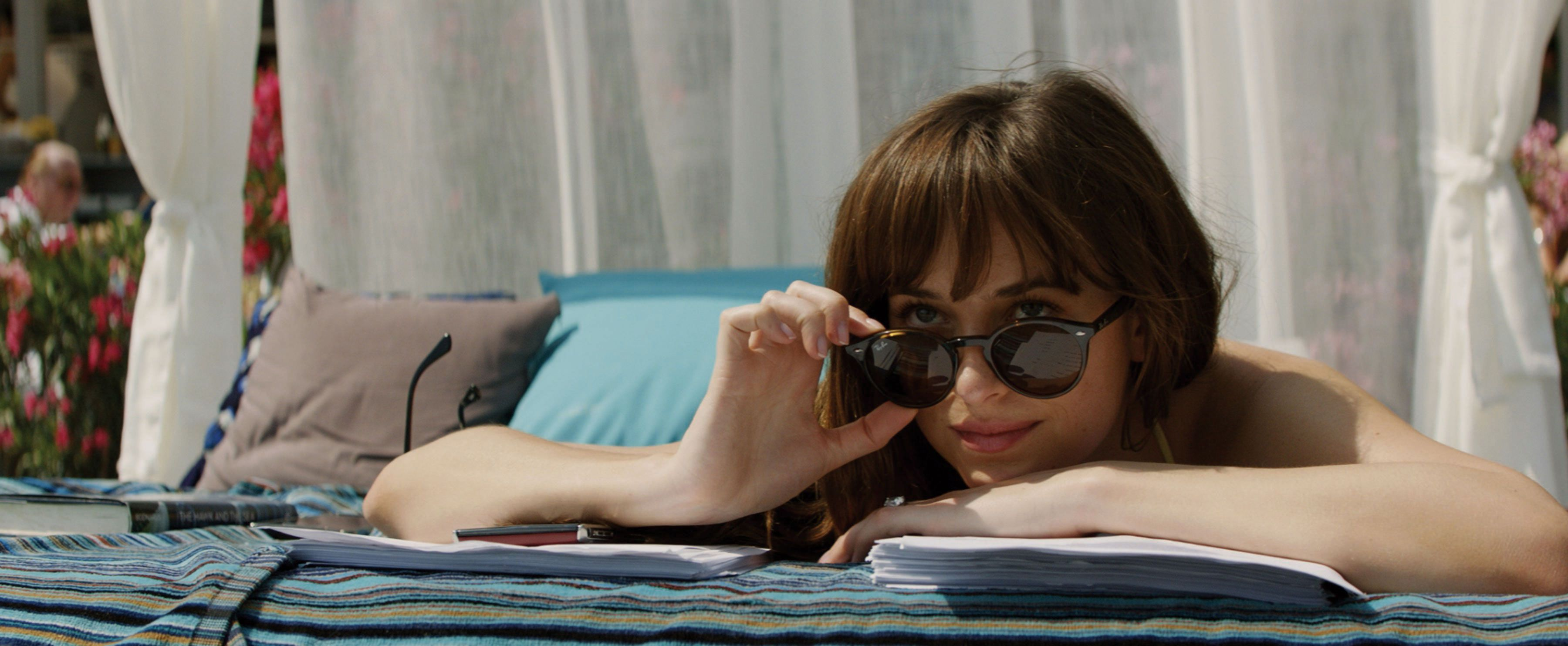 Fifty Shades Freed Is a Wonderful Mess. Accept That and Enjoy the Ride picture