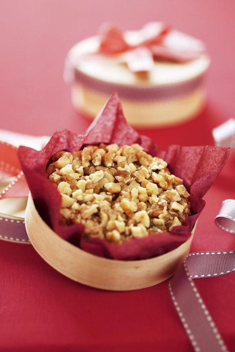 fig walnut cheese ball christmas food gifts