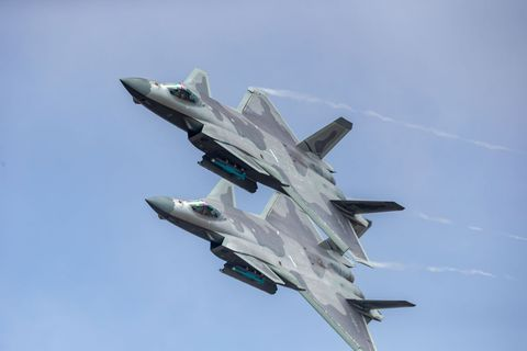 Airshow China 2018 - Day Six