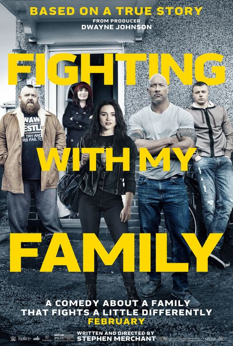 True Story Of Fighting With My Family Wrestlers Paige And Zak Bevis