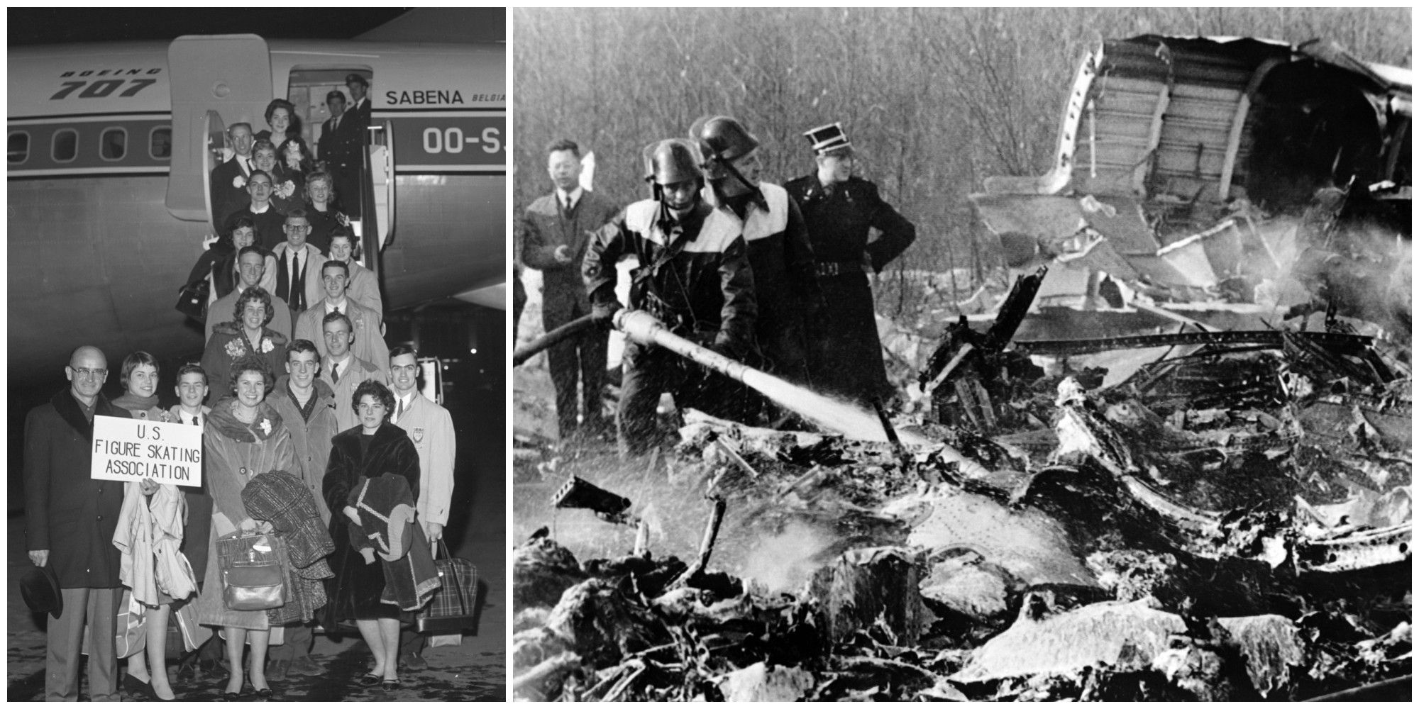 The Horrific 1961 Plane Crash That Devastated—and Reshaped—U.S. Figure  Skating