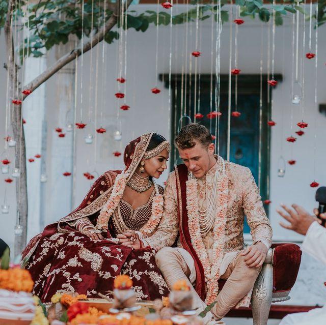 idées d'autel de mariage