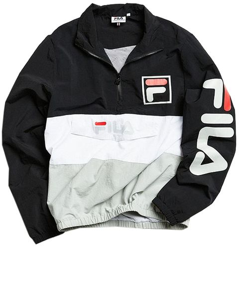 Clothing, White, Sleeve, Outerwear, T-shirt, Jacket, Collar, Long-sleeved t-shirt, Shirt, Brand,