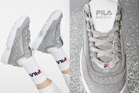 Fila Disruptor II Made In Italy台灣限量一百雙