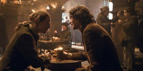 Fergus and Ian Murray Outlander
