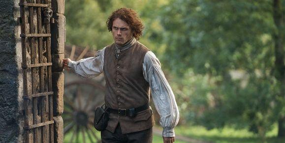Outlander Jamie Sam Heughen