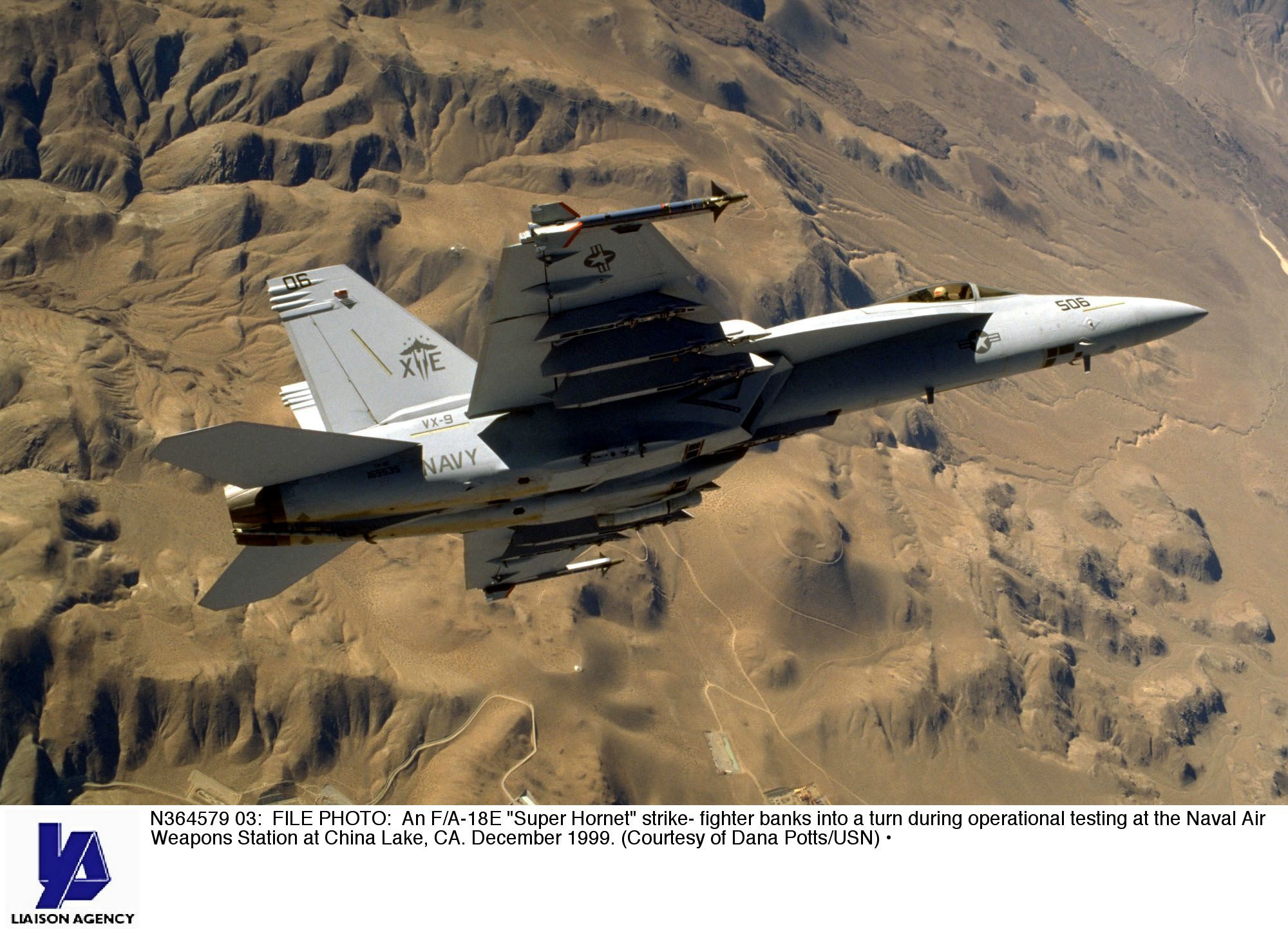 F/A-18E Fighter Jet Crashes in 'Star Wars Canyon,' Injuring Seven