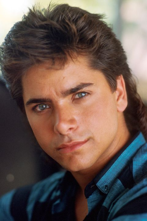 Actor John Stamos 1984 Photo Session